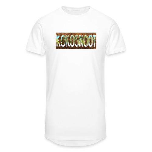 Kokosnoot - Mannen Urban longshirt