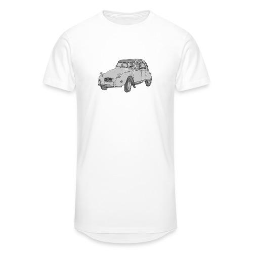 Ma Deuch est fantastique - T-shirt long Homme