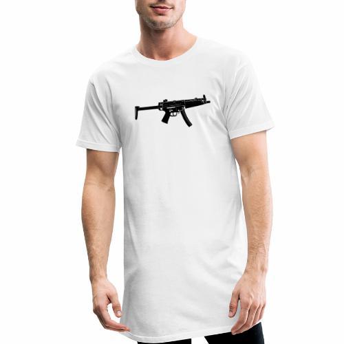 BlackGun - Männer Urban Longshirt
