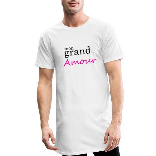 Mon grand amour - T-shirt long Homme