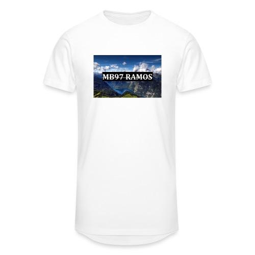 MB97RAMOS - Männer Urban Longshirt