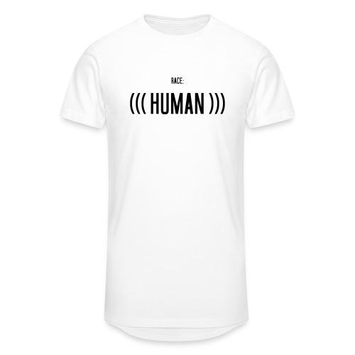 Race: (((Human))) - Männer Urban Longshirt