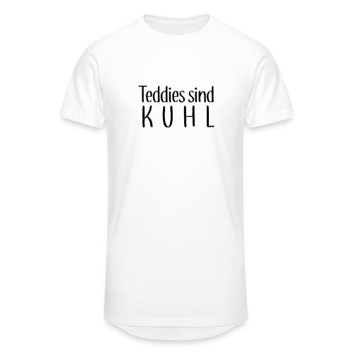 Teddies sind KUHL - Men's Long Body Urban Tee