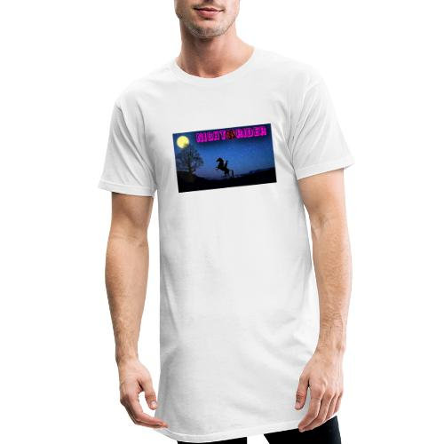 nightrider merch - Herre Urban Longshirt