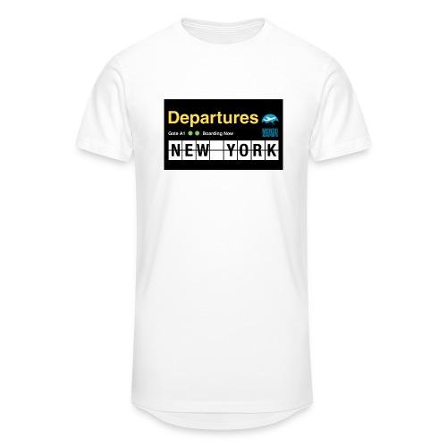 Departures Defnobarre 1 png - Maglietta  Urban da uomo