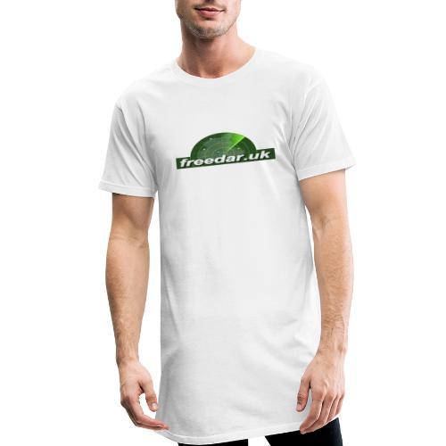 Freedar - Men's Long Body Urban Tee