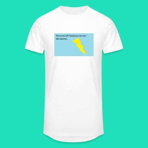 Koszulka Dla Dzieci PiorunoCraft - Długa koszulka męska urban style