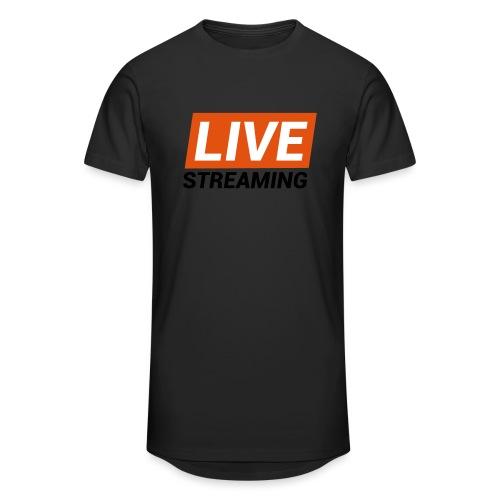 LIVE streaming - Maglietta  Urban da uomo