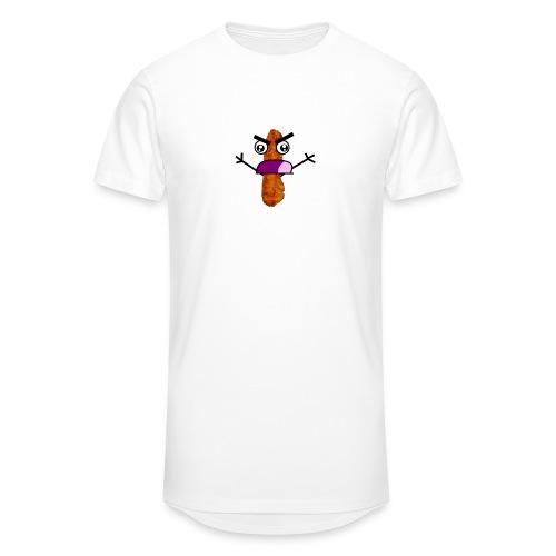 Bacon Man T-Shirt! - Men's Long Body Urban Tee