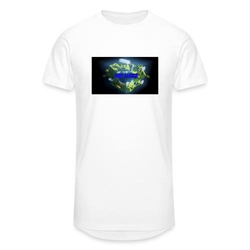T-shirt SBM games - Mannen Urban longshirt