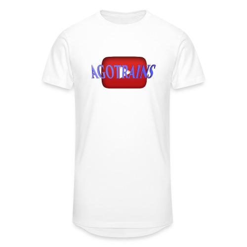 AGOTRAINS - Maglietta  Urban da uomo