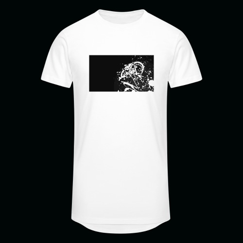 h11 - T-shirt long Homme