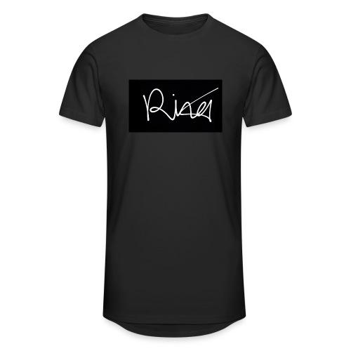 Autogramm - Männer Urban Longshirt