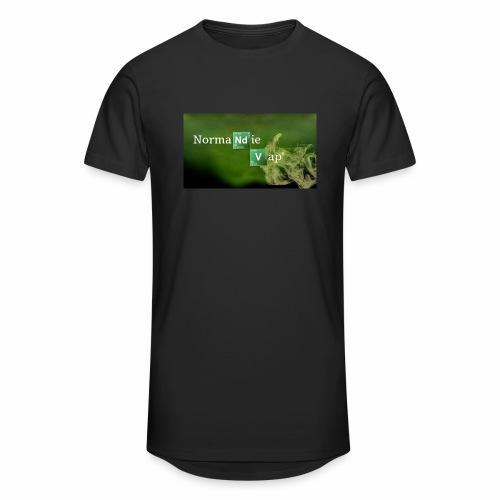 Normandie Vap' - T-shirt long Homme