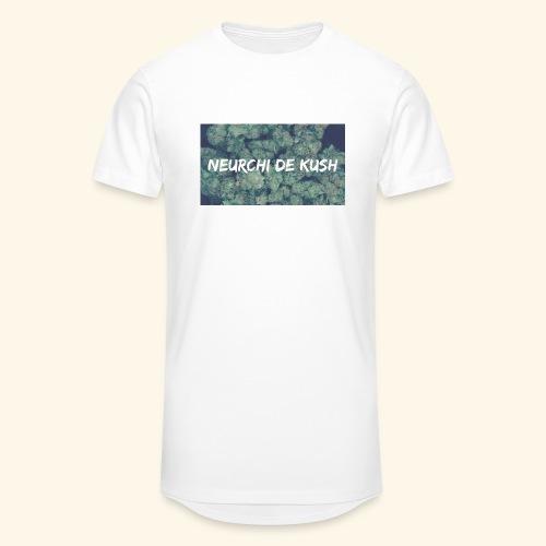 NEURCHI DE KUSH - T-shirt long Homme