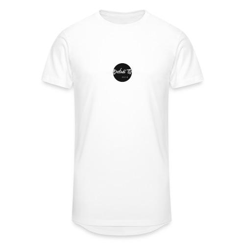BatzdiTV -Premium round Merch - Männer Urban Longshirt