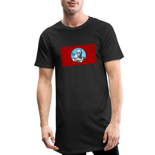 Match 2.0 - Urban lång T-shirt herr