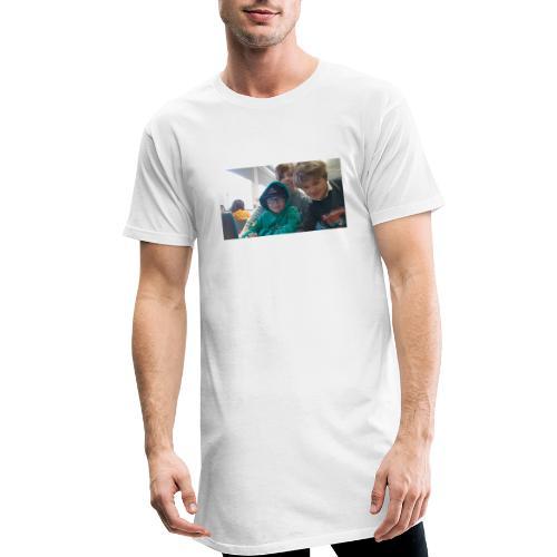 hihi - Urban lång T-shirt herr