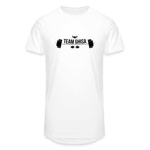 TEAMGHISALOGO - Maglietta  Urban da uomo