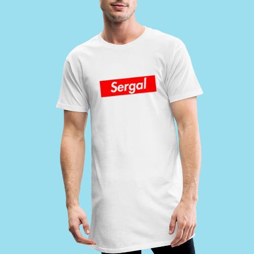 SERGAL Supmeme - Männer Urban Longshirt