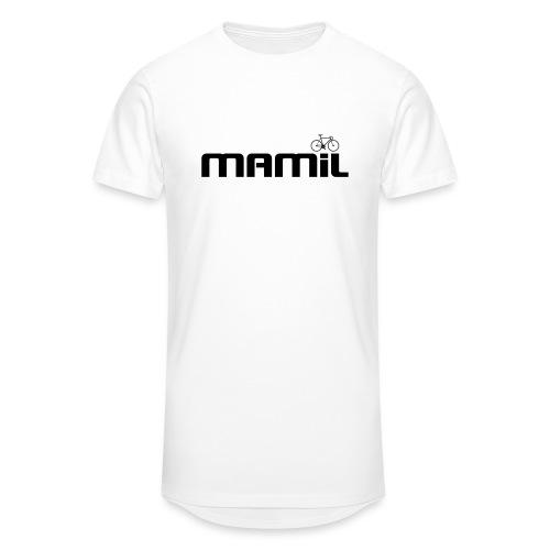 mamil1 - Men's Long Body Urban Tee