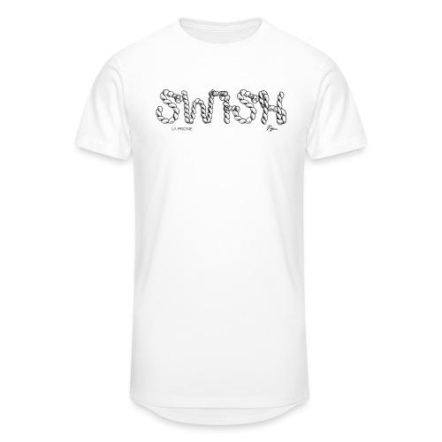 sWISH-spread - Men's Long Body Urban Tee