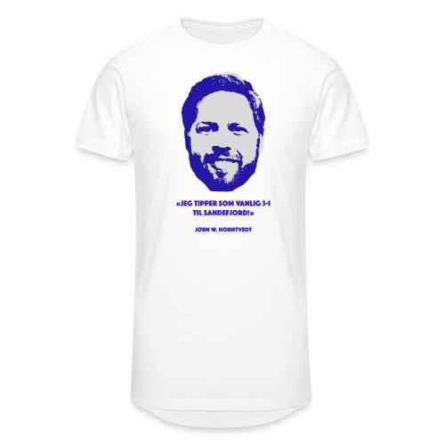 Horntvedt - Urban lang T-skjorte for menn