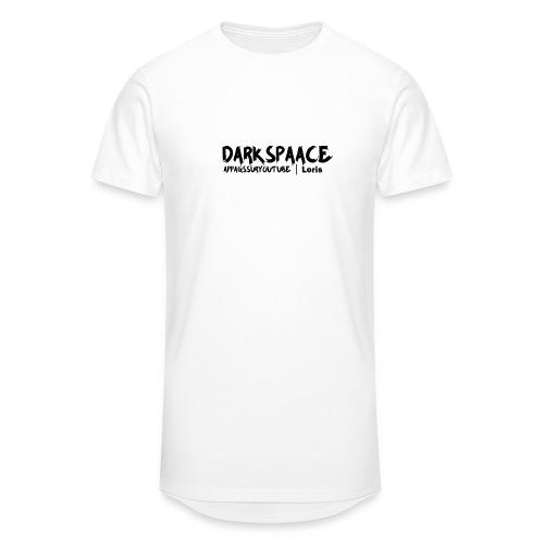 Habits & Accésoire - Private Membre DarkSpaace - T-shirt long Homme