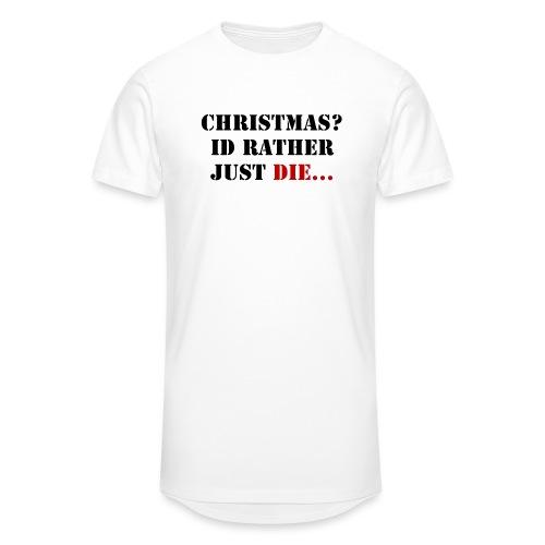 Christmas joy - Men's Long Body Urban Tee