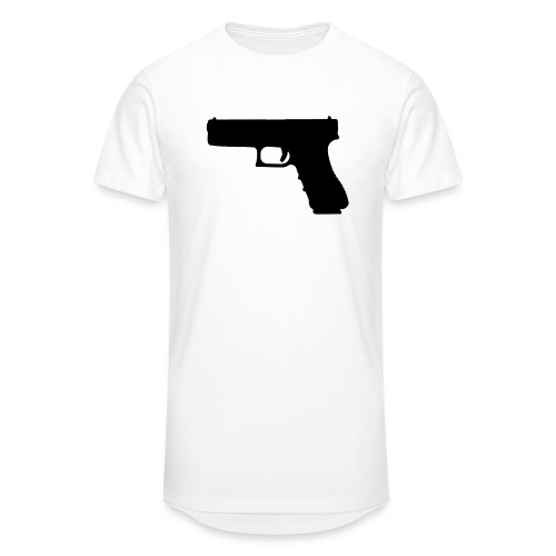 The Glock 2.0 - Men's Long Body Urban Tee