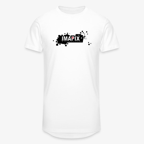 IMAPIX ANIMATION Rectro02 - T-shirt long Homme