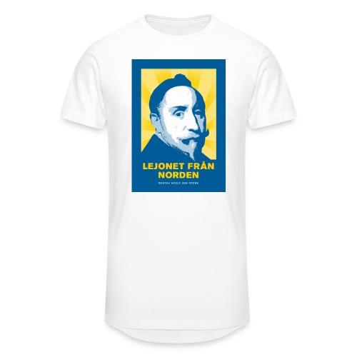 Lejonet från Norden - Urban lång T-shirt herr