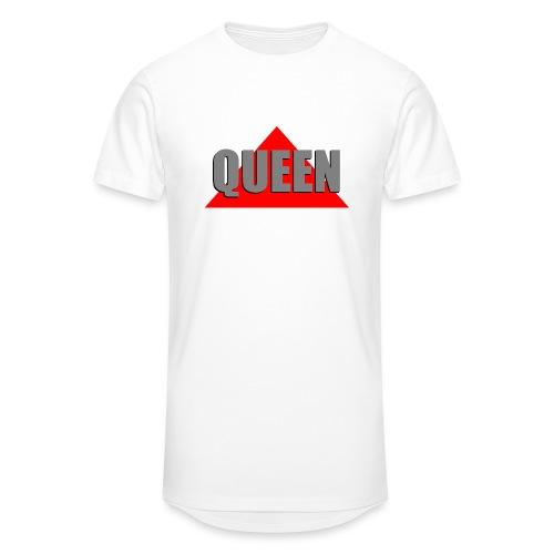 Queen, by SBDesigns - T-shirt long Homme