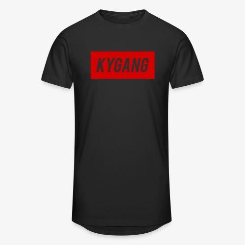 Kygang Merch - Men's Long Body Urban Tee