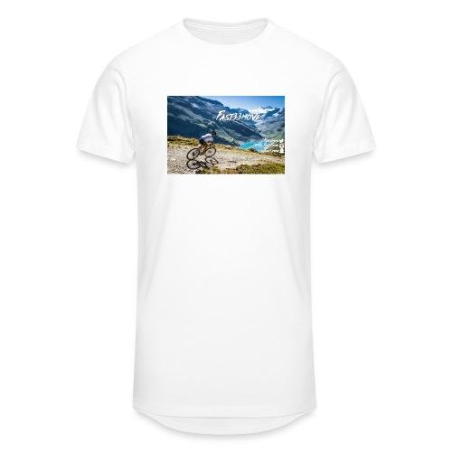 Merch 11111111111 - Urban lång T-shirt herr
