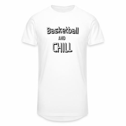 Basketball'n'chill - T-shirt long Homme