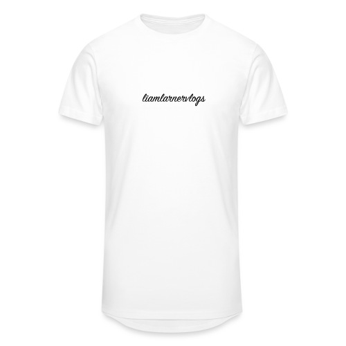 LiamLarnerVlogs - Men's Long Body Urban Tee