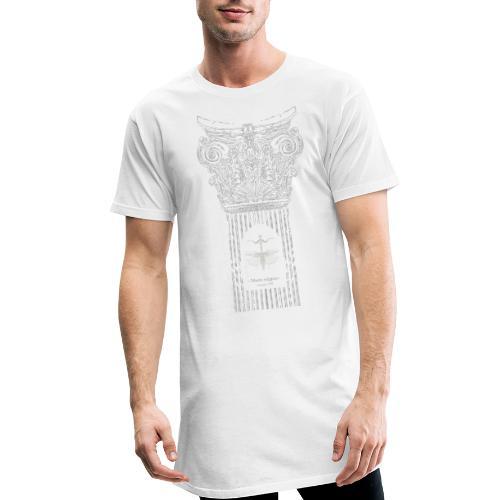 Ode à la mante religieuse - T-shirt long Homme