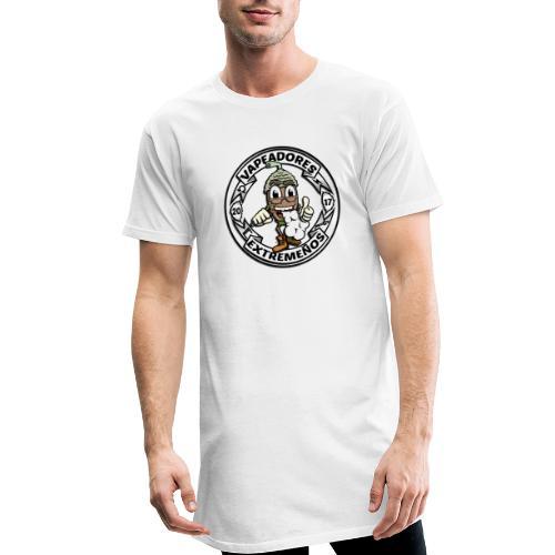 basico circulo - Camiseta urbana para hombre