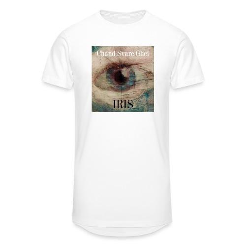 Iris - Urban lang T-skjorte for menn