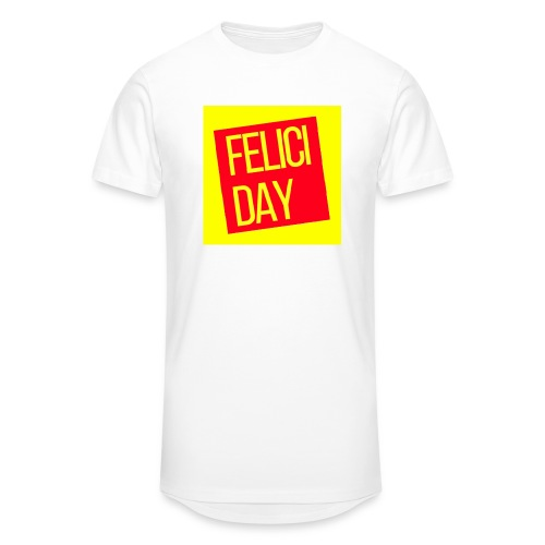 Feliciday - Camiseta urbana para hombre