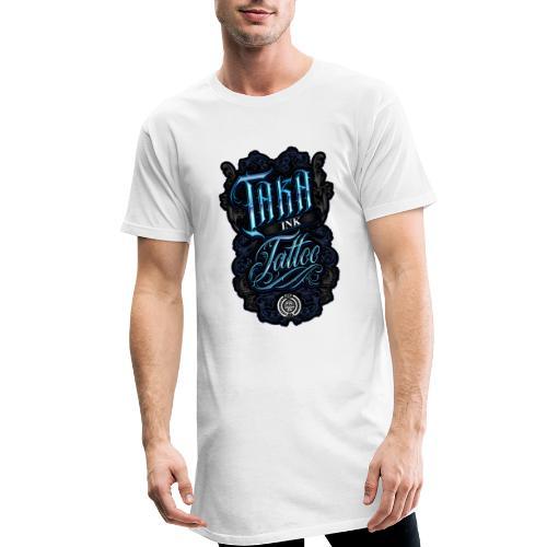 Taka Ink Tattoo - T-shirt long Homme