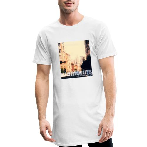MEMORIES of SAN FRANCISCO - Männer Urban Longshirt