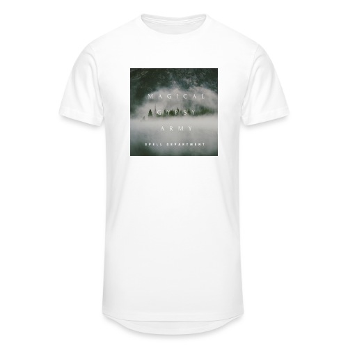 MAGICAL GYPSY ARMY SPELL - Männer Urban Longshirt
