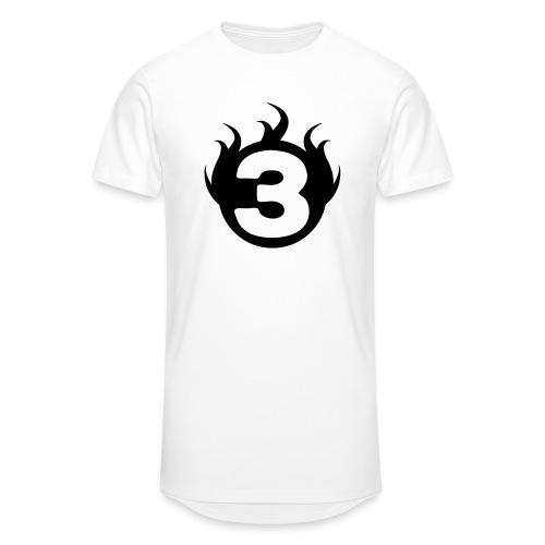 shoulder logoc - T-shirt long Homme