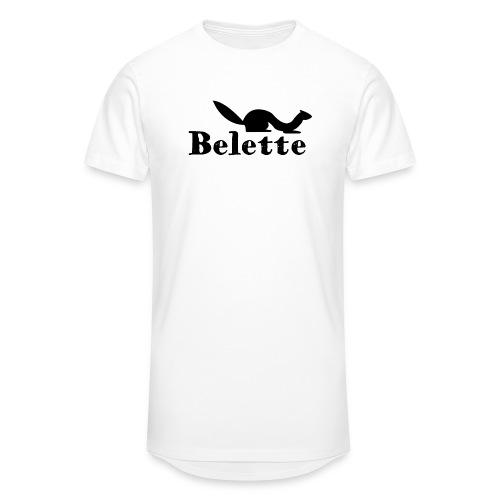 T-shirt Belette simple - T-shirt long Homme