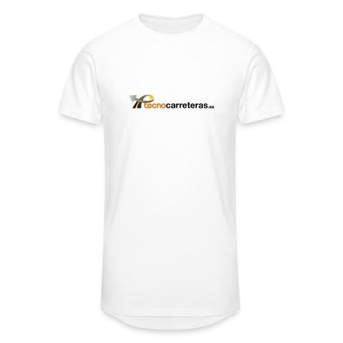 Tecnocarreteras - Camiseta urbana para hombre