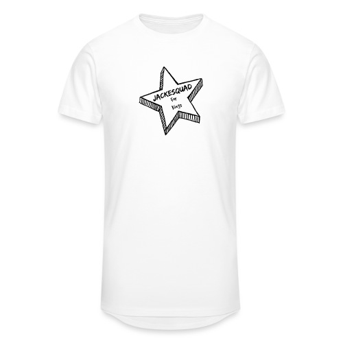 JACKESQUAD - Urban lång T-shirt herr