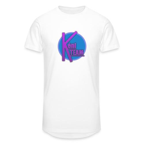 LOGO TEAM - T-shirt long Homme