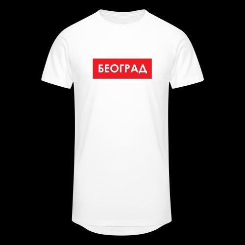 Beograd - Utoka - Männer Urban Longshirt